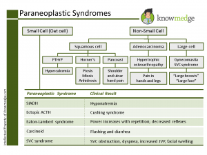 USMLE Step 1 Exam Practice Question - Paraneoplastic Syndromes