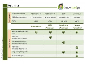 Maintenance of Certification Internal Medicine Concept Review Asthma