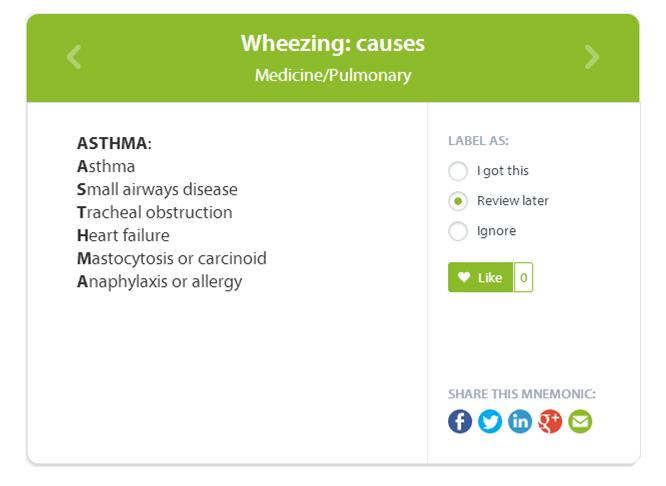 Medical-Mnemonics-Cards